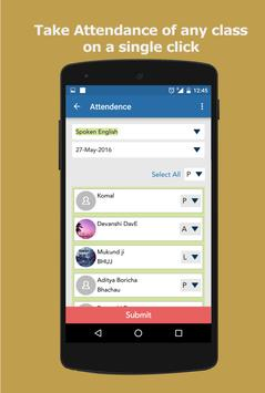INIFD Gandhinagar apk screenshot