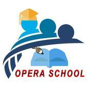 Opera - My School App icon