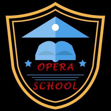 Opera - My School App poster