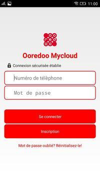 Ooredoo MyCloud poster