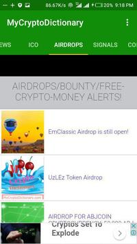 My Crypto Dictionary (MyCD) App screenshot 13
