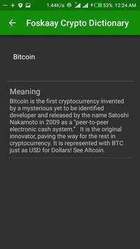 My Crypto Dictionary (MyCD) App screenshot 10