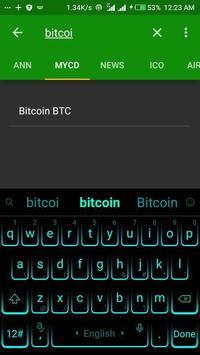 My Crypto Dictionary (MyCD) App screenshot 1