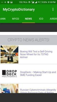 My Crypto Dictionary (MyCD) App screenshot 23