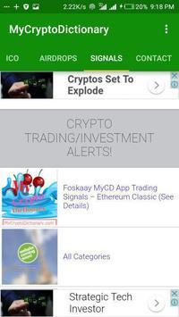 My Crypto Dictionary (MyCD) App screenshot 22