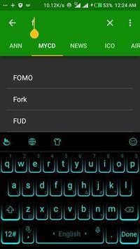 My Crypto Dictionary (MyCD) App screenshot 3