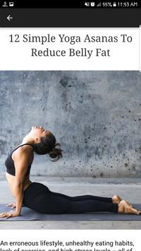 How To Lost Belly Fat apk screenshot