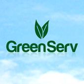 Green Serv icon