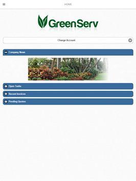 Green Serv apk screenshot