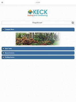 Keck Heating & AC Corp screenshot 3