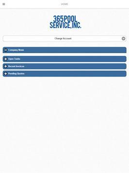 365 Pool Service apk screenshot