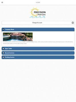 Precision Pool Care apk screenshot