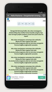 kumpulan lagu nella kharisma lengkap apk screenshot