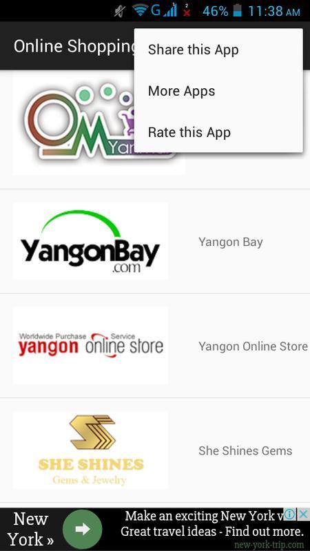 Online Shopping Myanmar APK Download - Free Shopping APP ...
