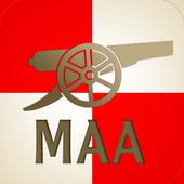 MAA icon