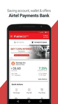 Download (10.4 MB) My Airtel-Recharge, Bill, Bank