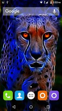 Neon Animal Wallpaper apk screenshot