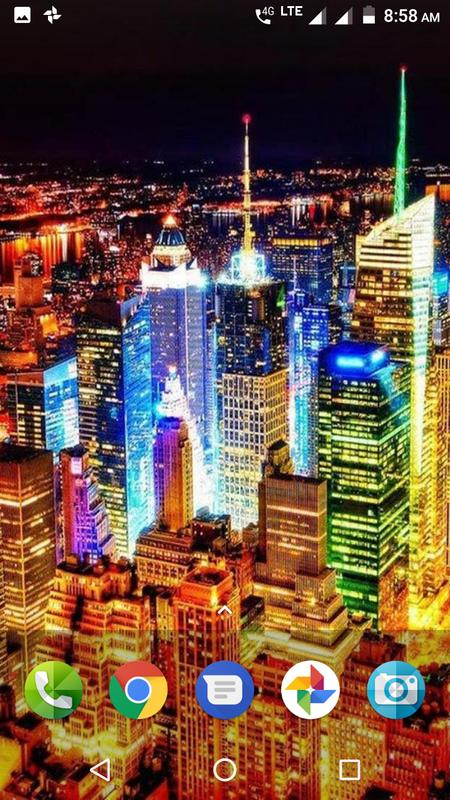 Night City Wallpaper Hd For Android Apk Download