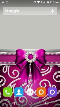 Cute Bow Wallpaper apk screenshot