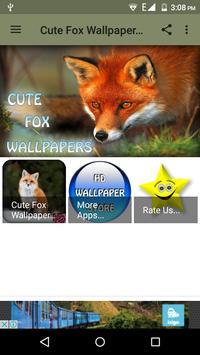 Cute Fox Wallpapers HD screenshot 16