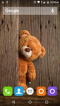 Cute Teddy Bear Wallpaper screenshot 11
