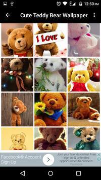 Cute Teddy Bear Wallpaper screenshot 12