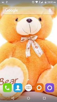 Cute Teddy Bear Wallpaper screenshot 23