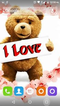 Cute Teddy Bear Wallpaper screenshot 5