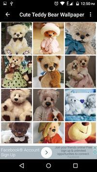 Cute Teddy Bear Wallpaper screenshot 6