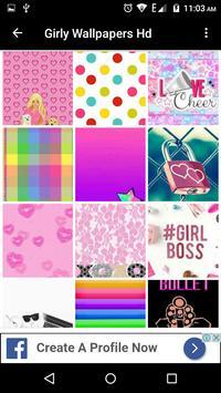 Girly Wallpapers Hd screenshot 14