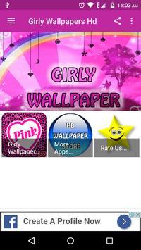 Girly Wallpapers Hd screenshot 16