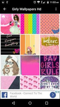 Girly Wallpapers Hd screenshot 2