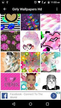 Girly Wallpapers Hd screenshot 4