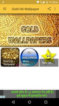 Gold Hd Wallpaper screenshot 16