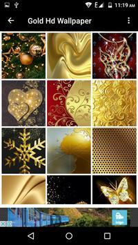 Gold Hd Wallpaper screenshot 20