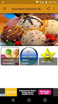 Icecream Dessert Wallpaper Hd poster