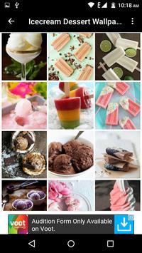 Icecream Dessert Wallpaper Hd screenshot 2