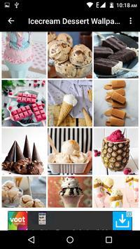Icecream Dessert Wallpaper Hd screenshot 4