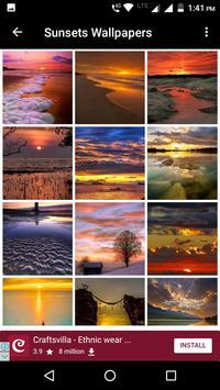 Sunsets Wallpapers screenshot 14