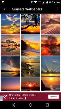 Sunsets Wallpapers screenshot 18