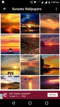 Sunsets Wallpapers screenshot 4