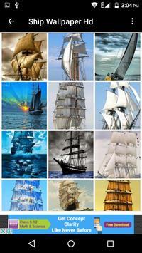 Ship Wallpaper Hd screenshot 10