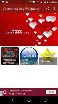 Valentine's Day Wallpaper poster