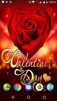Valentine's Day Wallpaper screenshot 13