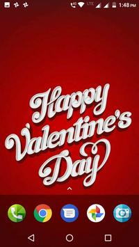 Valentine's Day Wallpaper screenshot 15
