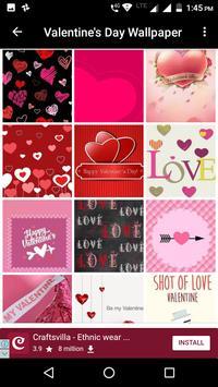 Valentine's Day Wallpaper screenshot 18