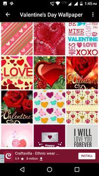 Valentine's Day Wallpaper screenshot 22