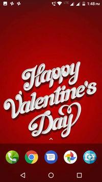 Valentine's Day Wallpaper screenshot 23