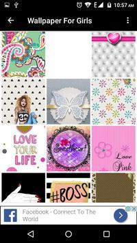 Wallpaper For Girls screenshot 18