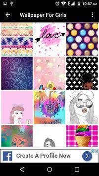 Wallpaper For Girls screenshot 4